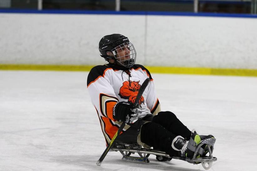 warren on ice